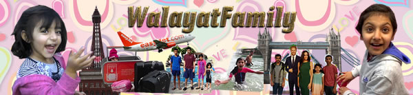 Walayat Family Youtube